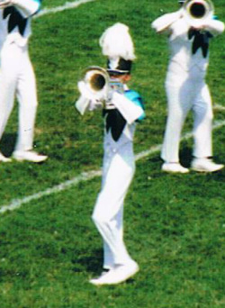 Justin Kramer, Euphonium 2001
