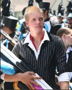 Michael Allen, Color Guard 2007-2008