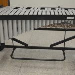 Majestic 3.0 Octave Field Frame Silver Bar Vibraphone – Carol